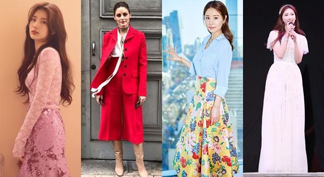 過年穿出時尚好運氣!林志玲、Angelababy示範「星座開運色」時尚穿搭(下)