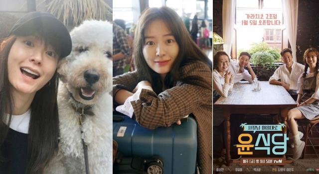 「尹食堂2」刷新綜藝收視紀錄!鄭有美「連憔悴都美」的上鏡秘訣是...