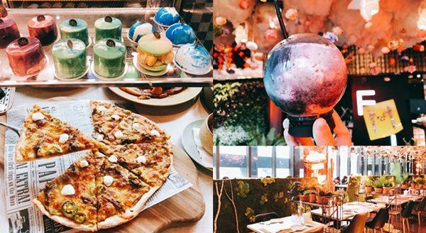 星際死星冰沙、大理石鏡面蛋糕!最新網美打卡餐廳,號稱最夢幻名不虛傳!