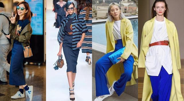 【時尚前後台Top 5】外套該怎麼穿?舒淇「披」出時尚感,Ella換一件更有型!