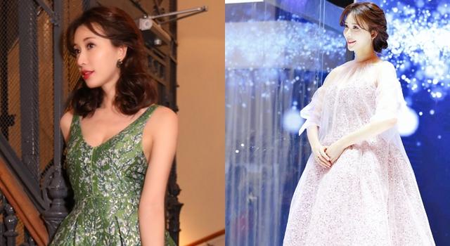 林志玲為愛終結發福傳聞?10天內再穿「蓬裙洋裝」看起來更…