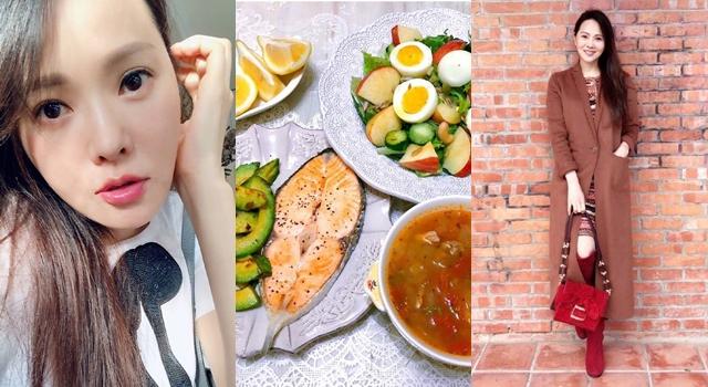 不藏私分享菜單!美魔女伊能靜這樣吃出「不復胖好身材、少女肌膚」!