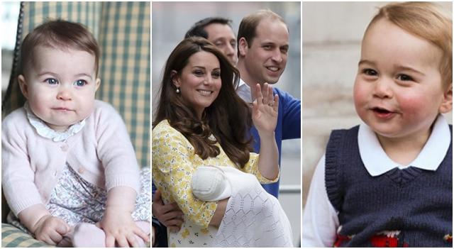 英國皇室小王子報到!凱特、威廉第三個孩子出生,長得像喬治還是夏綠蒂?