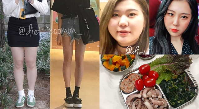 小象腿變鳥仔腳!超勵志韓妞靠5個小習慣「半年瘦20公斤」!