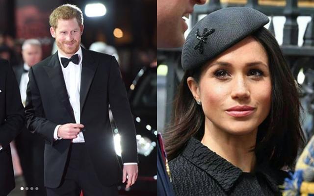準王妃梅根是控制狂?督促哈利王子「婚前瘦身」網友留言狂轟!