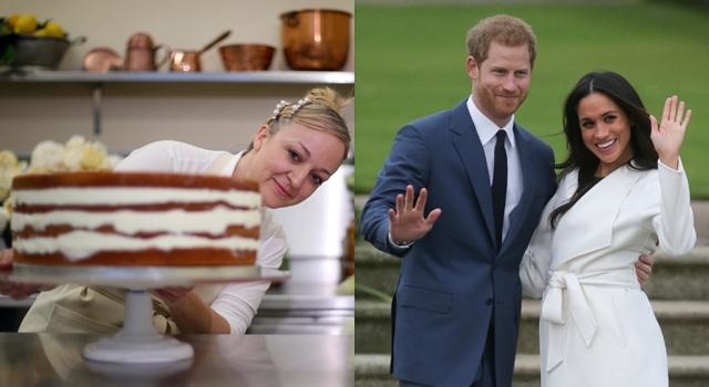 皇室婚禮倒數24小時!「新口味、新設計」非傳統蛋糕曝光!