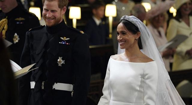 全世界都猜錯!新王妃梅根挑選 Givenchy 量身訂製專屬婚紗!