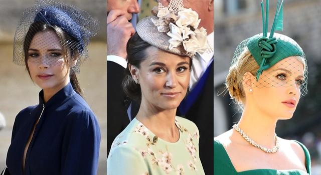 卡蜜拉「雞窩帽」、小威廉絲「風火輪」...皇室婚禮賓客戴帽搏版面!