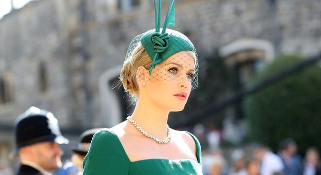 皇室婚禮「最美」!黛安娜王妃姪女 Lady Kitty Spencer 意外成隱藏版焦點!