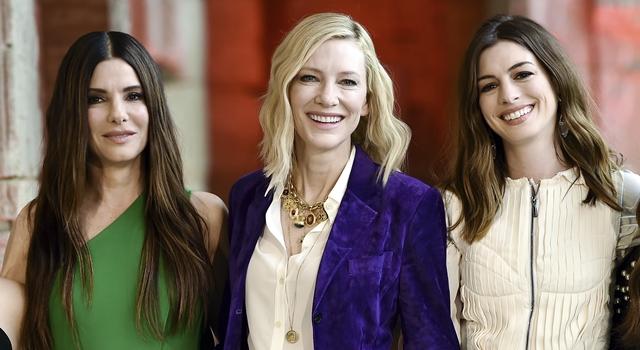 三女角電影首映鬥時尚!49歲凱特布蘭琪「女王氣場」狂勝35歲安海瑟薇