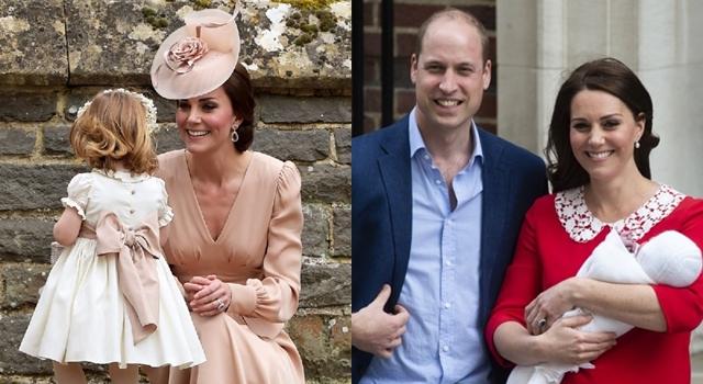 凱特王妃穿平價衣遛小孩!ZARA洋裝2000有找再現親民時尚!