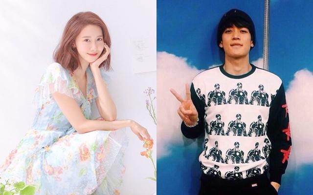 少時潤娥、SHINee珉豪合體扮情侶檔!秀9頭身比例「脖子以下都是腿」!