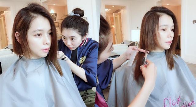 短髮一樣是女神!徐若瑄剪短30公分!髮型師:好看關鍵在鬈度跟劉海...