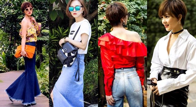 美女部落客凱特王「小資治裝術」:上班族衣櫃只要這7件衣服就夠了!