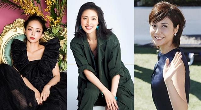 日本十大「神級美腿」全被年過40女星包下!榮獲第一的凍齡美魔女是…