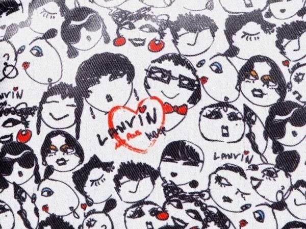 涉盜用法國Lanvin塗鴉!擁79店面台灣精品服飾被法辦