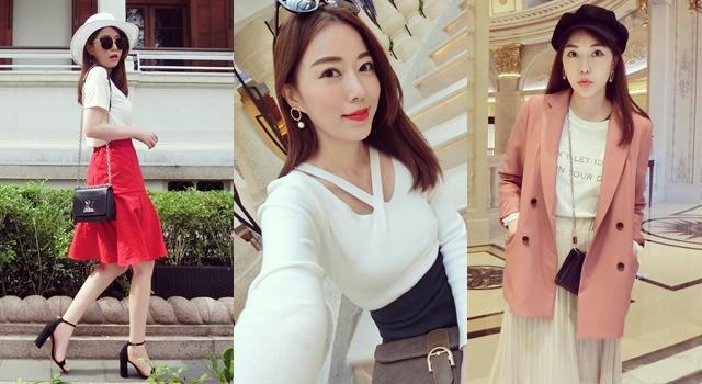 電商女王周品均公開「OL辦公室五日穿搭」:竟然只要這5件衣服!