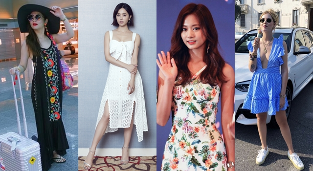 蔡依林、周子瑜都在穿!盤點夏日洋裝「這四款」必須排上購物清單
