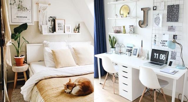 IKEA showroom設計師:選對「牆壁顏色、家具」,小坪數房間也看起來超寬廣!