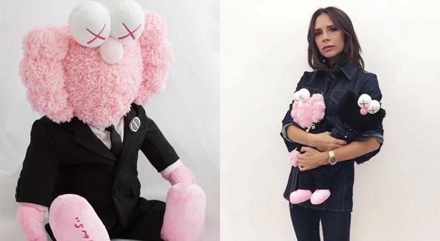 竟飆破3億台幣?巴黎男裝週Dior x KAWS聯名公仔網上賣價超級驚人!