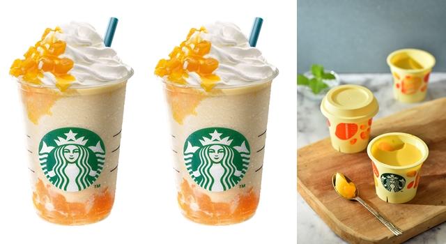日本賣翻芒果布丁來台!咖啡業者順勢推台灣限定口味!