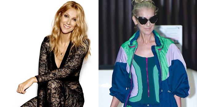 50歲席琳狄翁抵台首個造型大膽內搭「泳裝」?天后機場時尚好潮!
