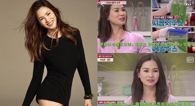 韓國凍齡女神是她!超模李素拉每天喝「2種果汁」48歲身材、肌膚宛如少女!
