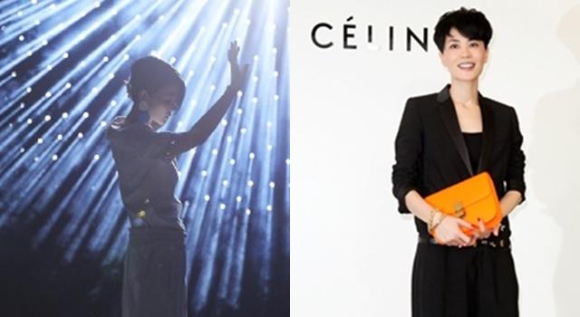 王菲綜藝處女秀開播!力挺中國設計師品牌,可惜「法令紋」比服裝搶鏡…