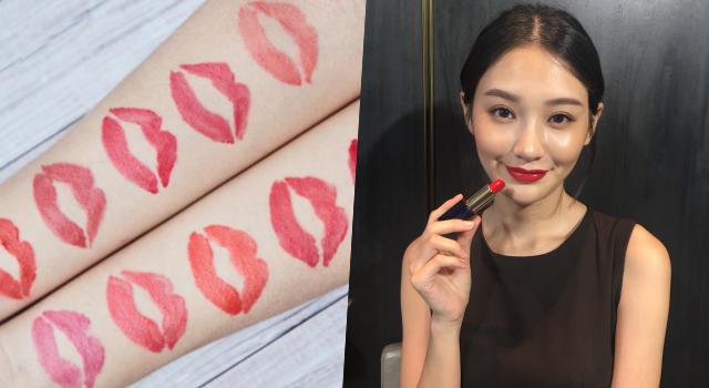 全球大數據分析出爐!台灣最受歡迎的唇膏顏色是...