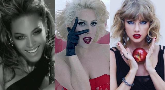 《告示牌》揭曉21世紀百大MV!Lady Gaga「詭異時尚」奪冠都靠他...