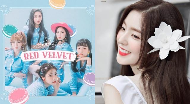 Red Velvet強勢回歸!隊長Irene絕美「日式公主頭+罐頭服」引爆流行!