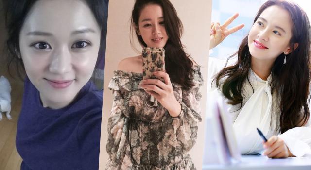 韓國票選「30世代凍齡女星」排行榜出爐!網友驚呼:前3名全超過36歲!