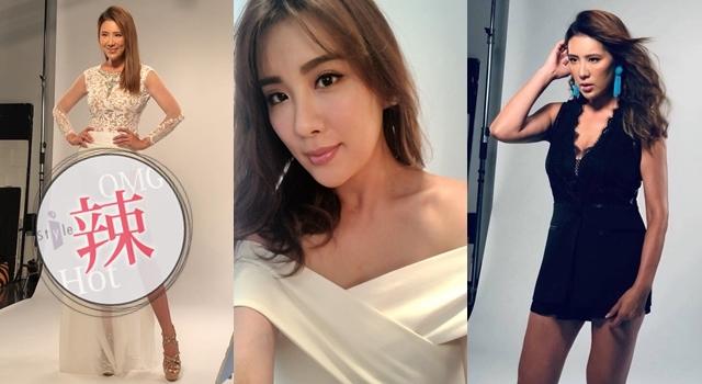 小禎穿「薄紗透視裝」尺度大開!下身被看光光,網友:白色熱褲像尿布!