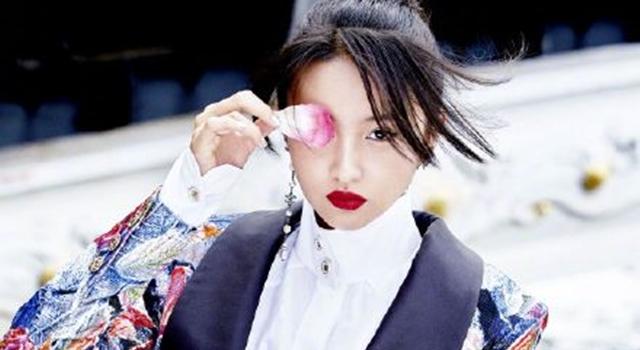 木村光希超齡登封惹議!「大紅唇+性感蕾絲」亮相,網友:像她爸爸扮女裝!