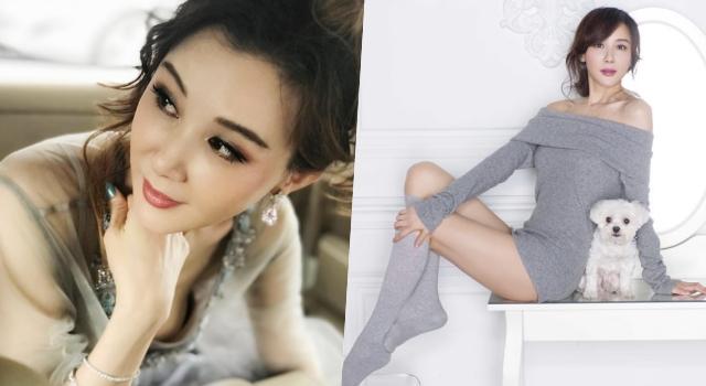 50歲蕭薔曬薄紗透膚照!台灣第一美女「美胸、辣腿」依舊完勝少女!
