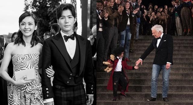 紐約時裝週》陳意涵新婚出軌?Ralph Lauren大秀場邊、場上都精采!