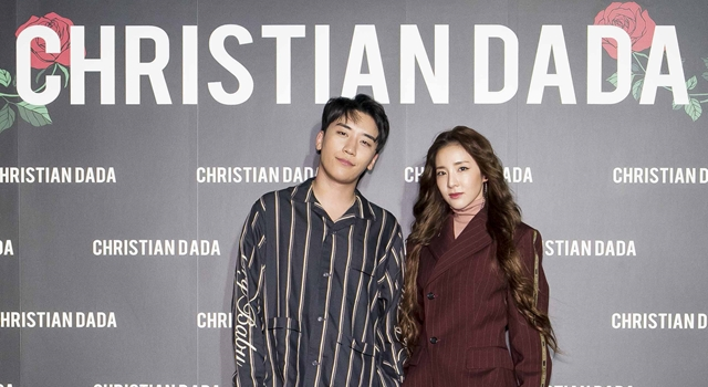 BIGBANG勝利來台!和Dara同台秀中文,展演最新潮流時尚!