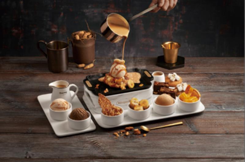 哈根達斯推超狂「冰淇淋鐵板燒」!香濃又脆的花生醬冰淇淋太療癒人心!