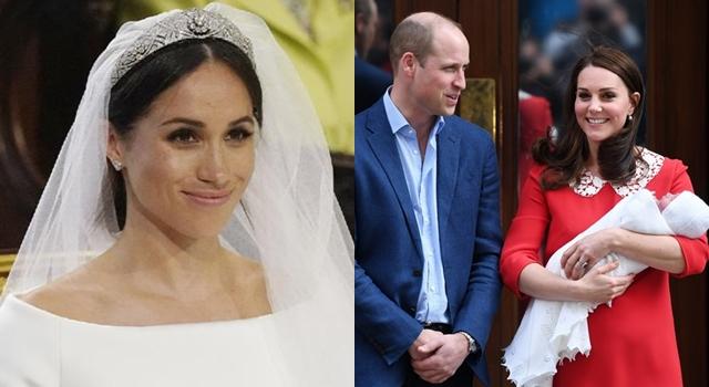英皇室時尚指標出爐!梅根VS.凱特王妃,成為年度「帶貨女王」的是…