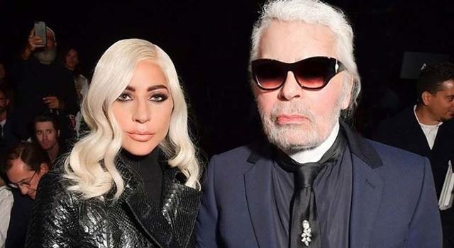 巴黎時裝週》CELINE暗黑時代來臨!「時尚老佛爺」、Lady Gaga同框看秀成亮點!