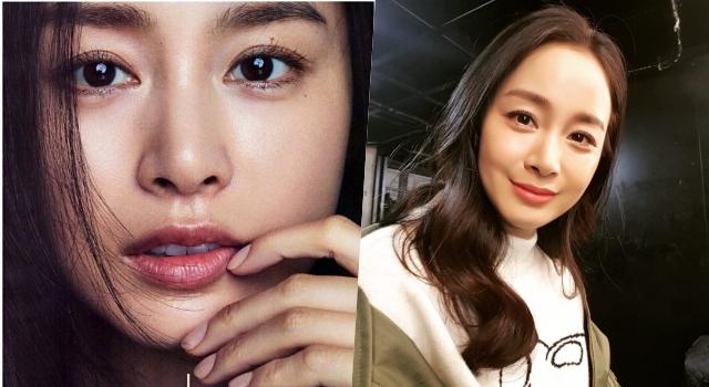 38歲金泰希「正面照」曝光!凍齡美貌宣告韓國第一美女正式回歸!