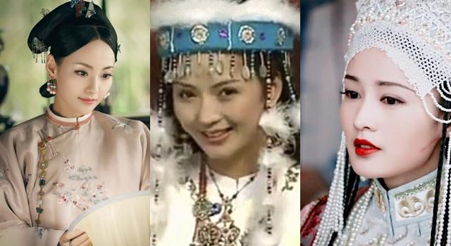 還珠、延禧「香妃比美」!《如懿》香見公主穿時裝更有看頭!