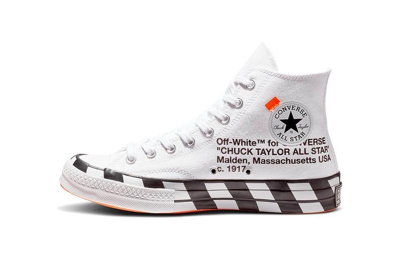 百人齊聚文華東方跨夜排隊,就為了搶 Off-White 這雙限量聯名鞋!