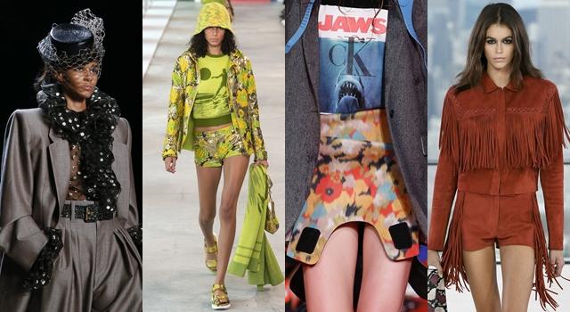 暗黑女神、印花褲裝...2019春夏紐約時裝週 6 大時尚亮點總整理!