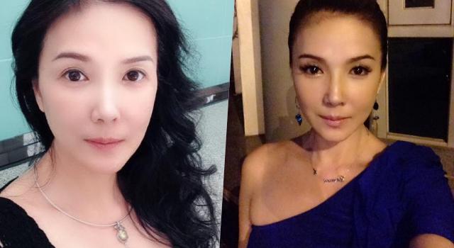 51歲丁國琳素顏長這樣!網友看傻:果然台灣第一美魔女!