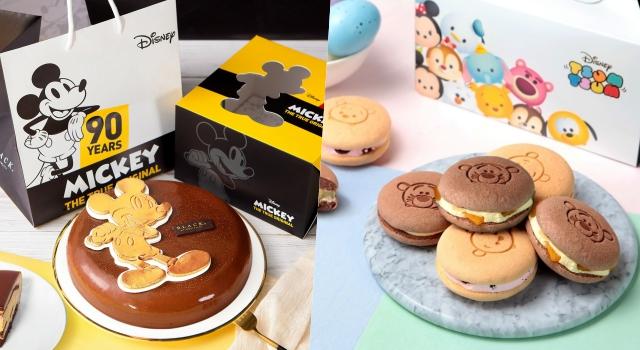 可愛到捨不得吃!Black as chocolate聯名迪士尼推2款限量甜點!