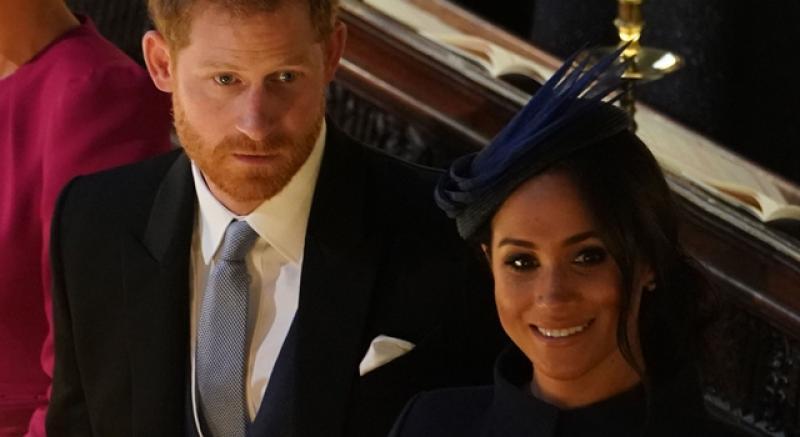 梅根、哈利王子飛抵雪梨展外交!外媒:新王妃一天將換三套華服!