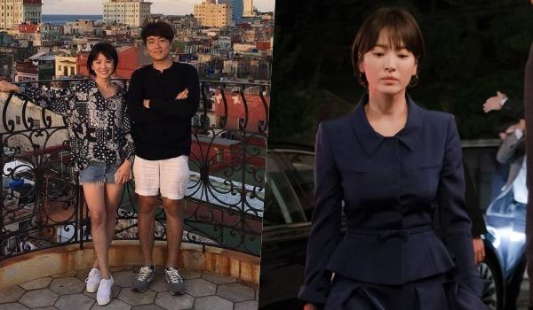 36歲宋慧喬為《男朋友》挑戰短髮極限!還穿熱褲曬嫩腿回春少女身!