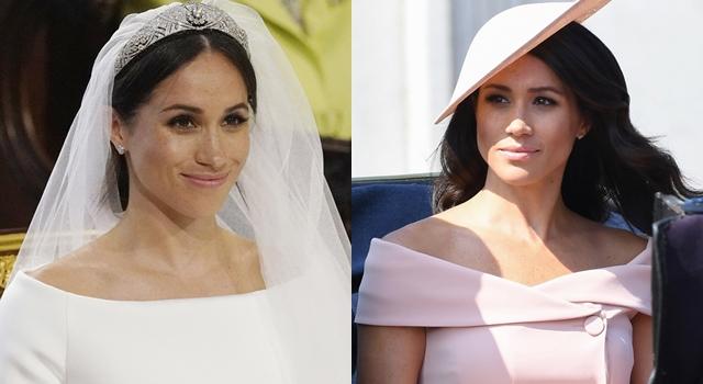 梅根御用美容師公開按摩技巧!王妃大婚前就靠這招擺脫浮腫變小臉!
