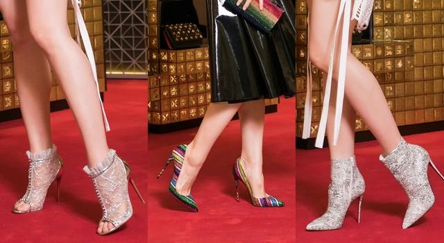 美到女神舒淇也搶著穿!最新一季「紅底鞋」還有這些特色...